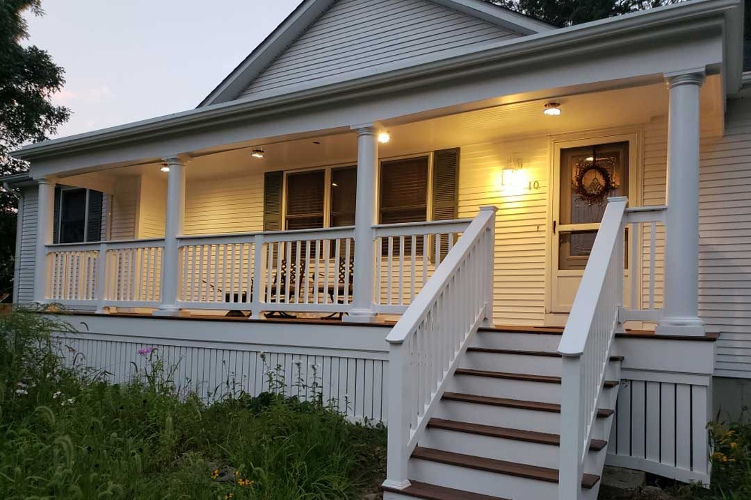 After: Porch 3