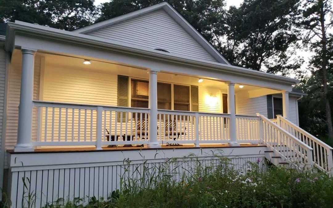 After: Porch 1